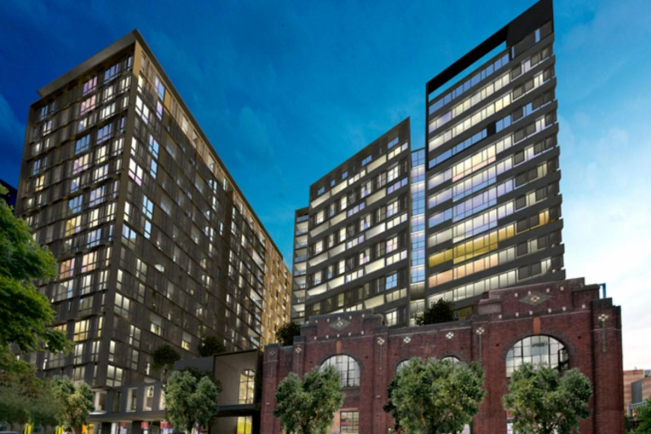 Brand New Apartment Located In The Quay Haymarket S6 05 178 Thomas Street