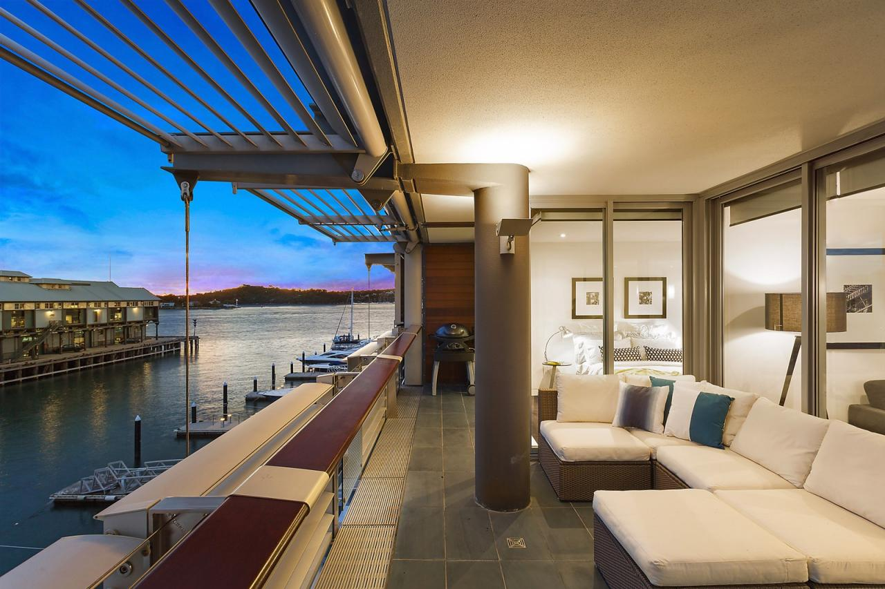 Exclusive Harbourside Living On The Pier Walsh Bay 513 19 Hickson Road