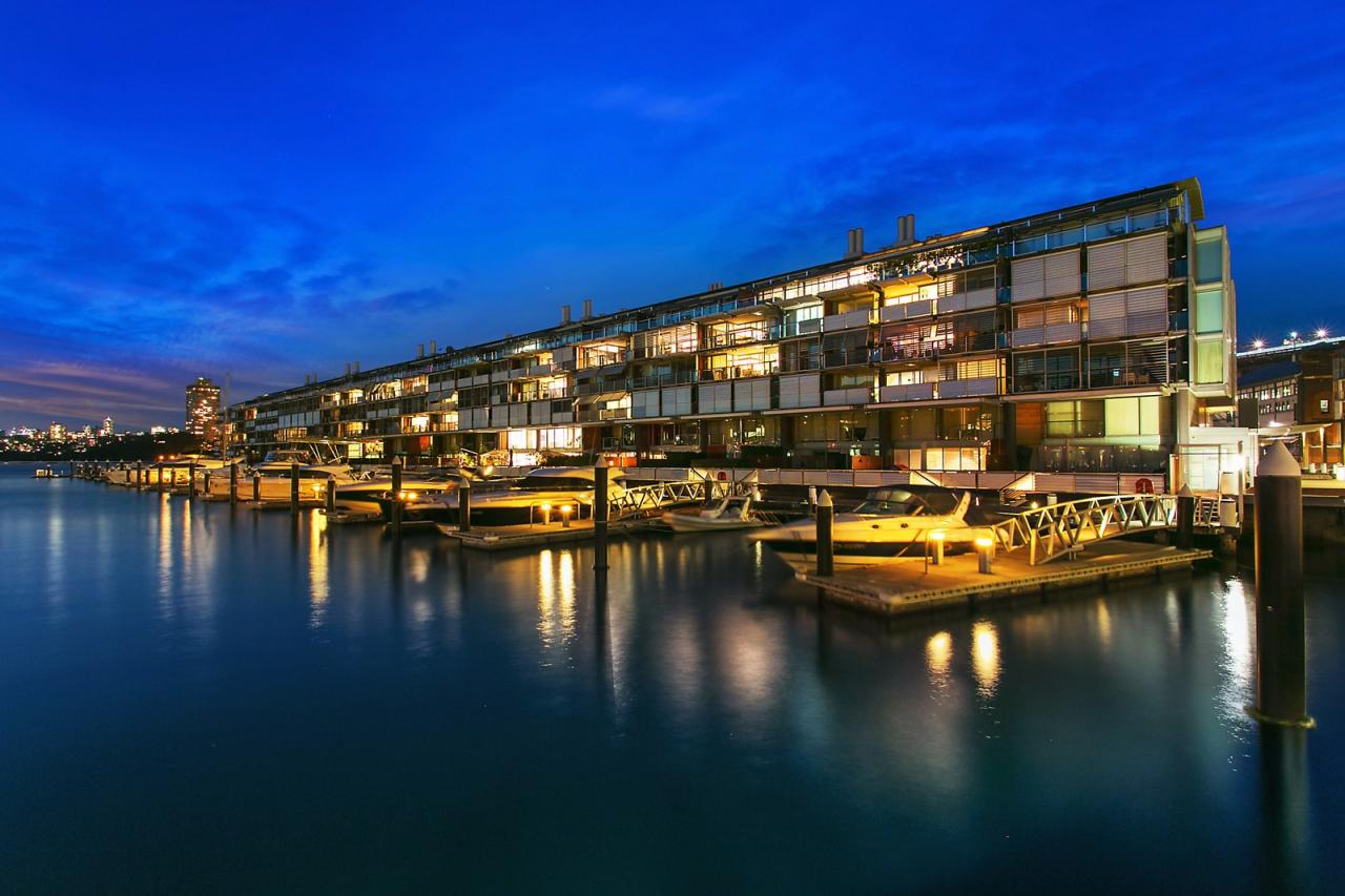 Absolute Waterfront Apartment On Exclusive Walsh Bay Pier 101 19 Hickson Road