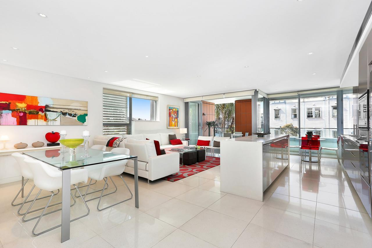 Luxury Harbourside Living Walsh Bay 1 5 Towns Place