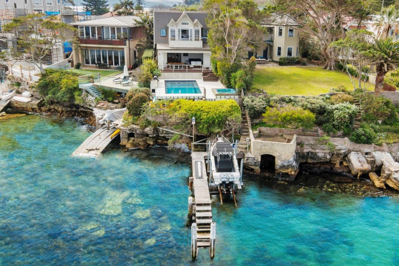 Waterfront Properties For Sale Sydney
